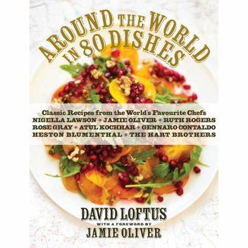 Free Cooking Recipe book from Avios, Around the Workd in 80 dishes