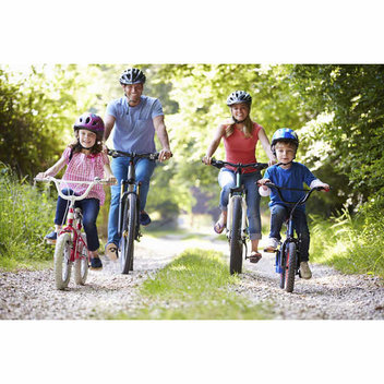 Win a set of family bikes From Santa Maria