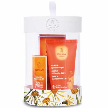 Receive a free Weleda Arnica Bundle