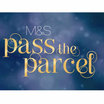 Pass the Parcel and get a free gift from M&S