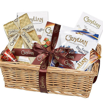 Enjoy a luxury Guylian Belgian Chocolate hamper