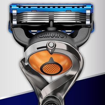 Try the Gillette Proglide Flexball Razor for free
