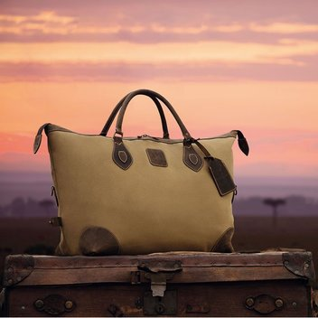 Win a Tusting Explorer Holdall worth £370