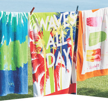 Kids summer beach towels up for grabs