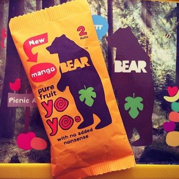 Claim free Bear Nibbles YOYO samples