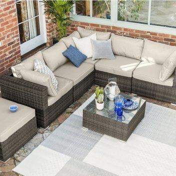 Get an outdoor sofa worth £1,000