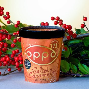 Give in to Good Temptation with free Oppo Brothers Ice Cream & Puds