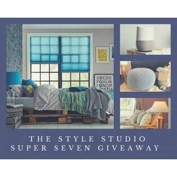 The Style Studio Super Seven Giveaway
