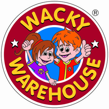 Free Entry to Wacky Warehouse today