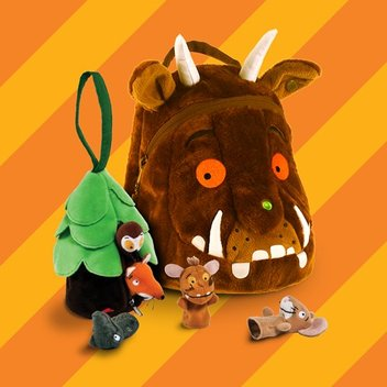 Get your hands on free Gruffalo themed goodies