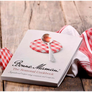 30 Free Bonne Maman Conserve Cookbooks & win a Forest Holiday