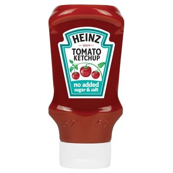 Try the new Heinz Tomato Ketchup No Added Sugar & Salt for free
