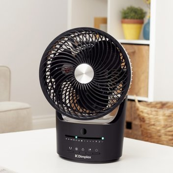 Win 2 fans from Dimplex