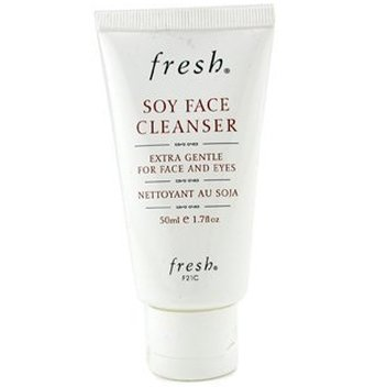 Trade in your old cleanser for a free Soy Face Cleanser sample