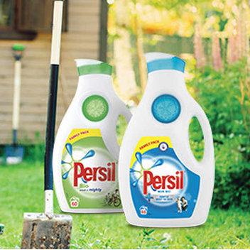 Grab free gardening prizes with Persil