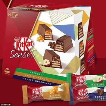 20 boxes of KitKat Senses up for grabs
