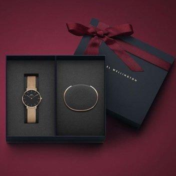 Get a Daniel Wellington's Exclusive gift set