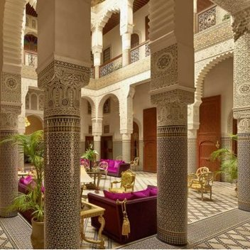 Win a 4 Night Stay In Morocco For 2 + more worth over £1,000
