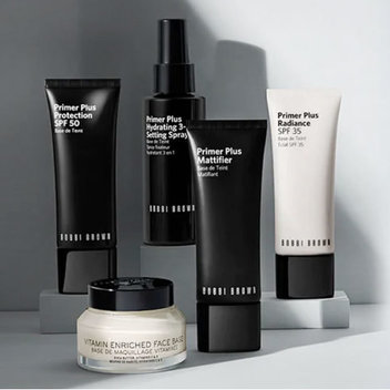 Pick up free Primer Plus Collection samples