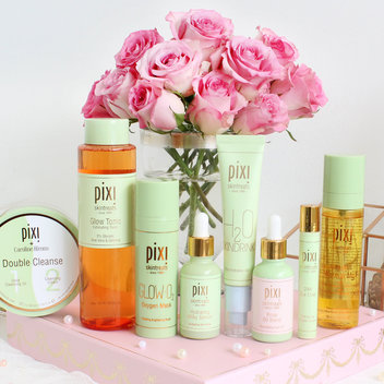 Review & keep Pixi Beauty products for free