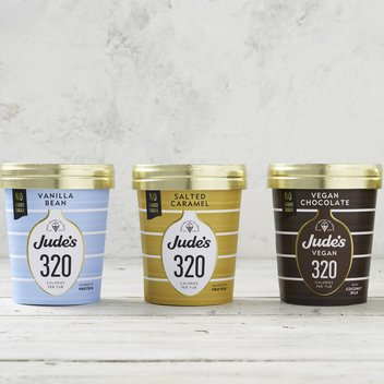 Indulge in a free Jude's Ice Cream bundle