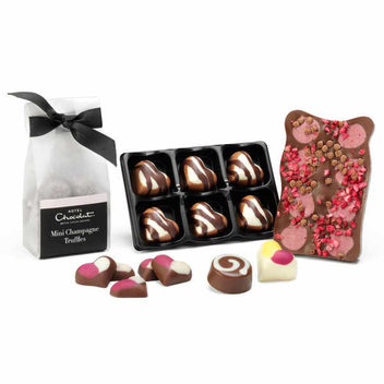 Get a free Hotel Chocolat Valentines Day goody bag