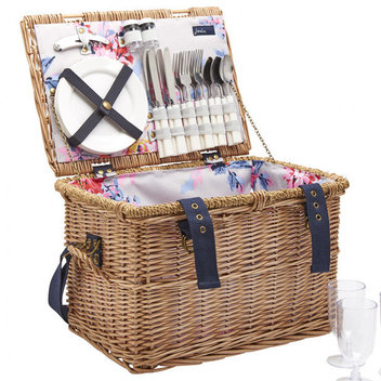 Claim a fabulous Joules picnic basket