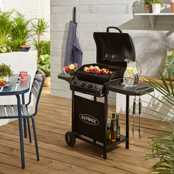 Win an Outback Omega 250 Gas Barbecue