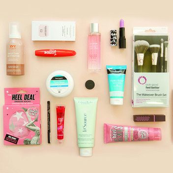 No.1 Magazine's Bumper Beauty Giveaway