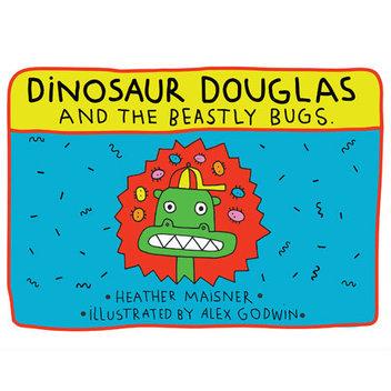 Claim a free copy of Dinosaur Douglas children's book