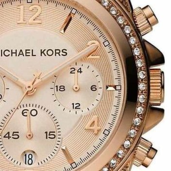 Win a Designer Michael Kors Gold-Plated Ladies Watch