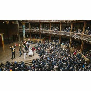 200 free tickets to The Taming of the Shrew at Shakespeare's Globe