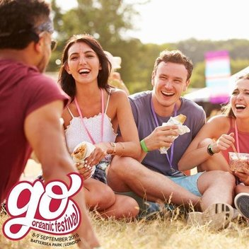 4,000 free tickets to GO! Organic Festival