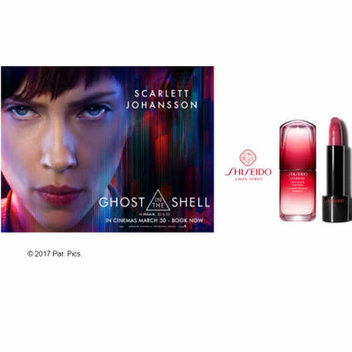 Win a Ghost in the Shell goodie bag