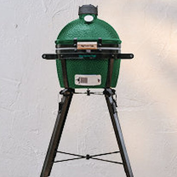 Win a MiniMax Big Green Egg Barbecue