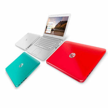 Win an HP Chromebook 14 w/ 2 Years Mobile Broadband