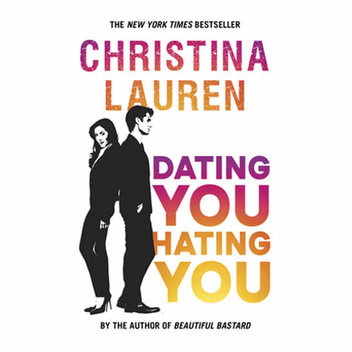 Claim a free copy of Dating You Hating You