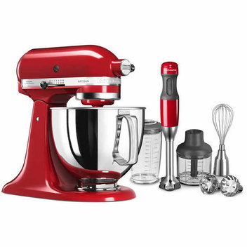Win a KitchenAid set worth over £800