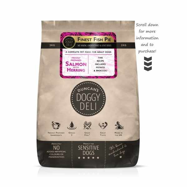 Treat your dog to a sample of Duncans Deli