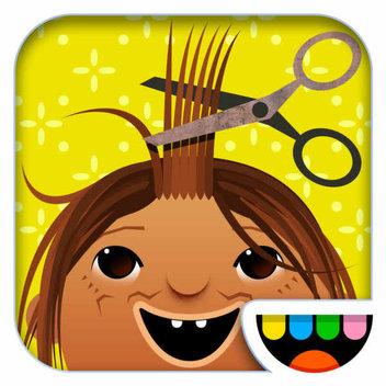 Free app, Toca Hair Salon on the App Store