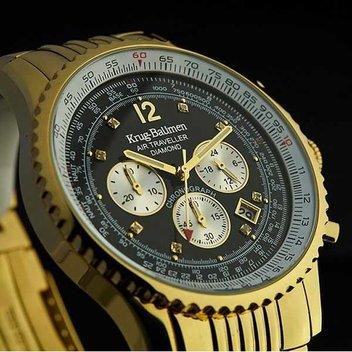 Win a Krug-Baumen watch worth £795