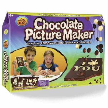 Free Chocolate Picture Makers for kids