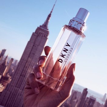 Claim a free DKNY fragrance sample