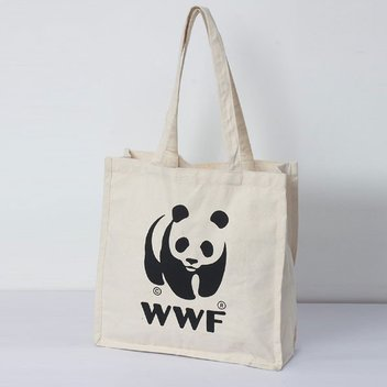 Request a free WWF tote bag
