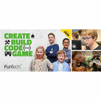 Win a Summer Tech Camp for your child and one of their friends