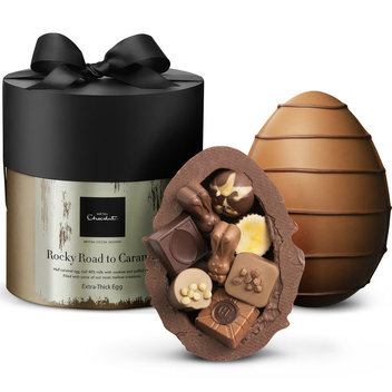 Win a Hotel Chocolat Rocky Road Easter Egg
