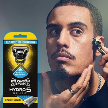 Free Hydro5 Sense Razors