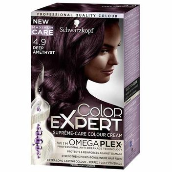 Test the new Schwarzkopf Color Expert range for free