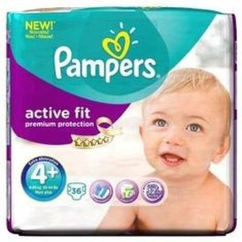 Free Pampers Sample pack