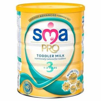 1,500 free SMA Pro toddler milk